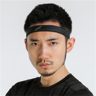 美国HALO导汗带排汗带运动健身束发头带硅胶跑步骑行排汗吸汗发带 一体式窄款--LOGO限量款