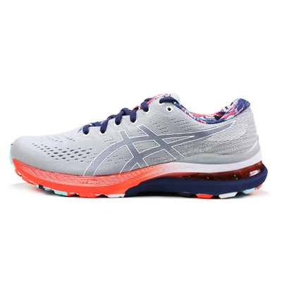 ASICS亚瑟士GEL-KAYANO 28男子跑鞋新款K28缓震稳定支撑跑步鞋 彩灰色1011B310-960