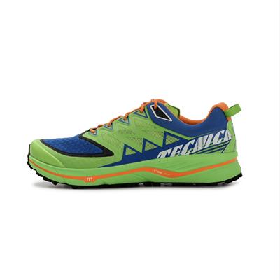 TECNICA泰尼卡男越野鞋雷电INFERNO3轻便稳定透气户外鞋越野跑鞋 绿色